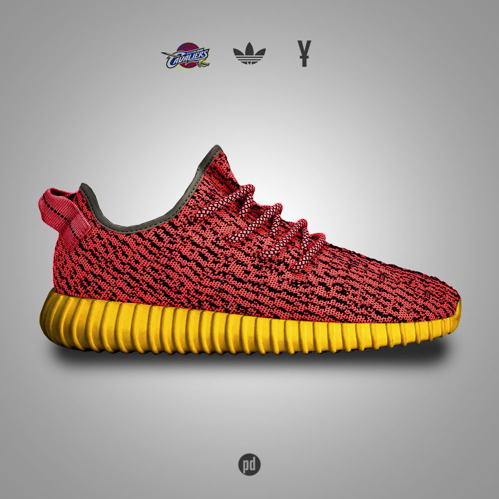 adidas-yeezy-boost-350-cleveland-cavaliers