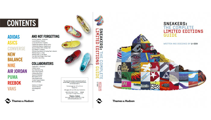 sneaker-limited-editions-guide-book