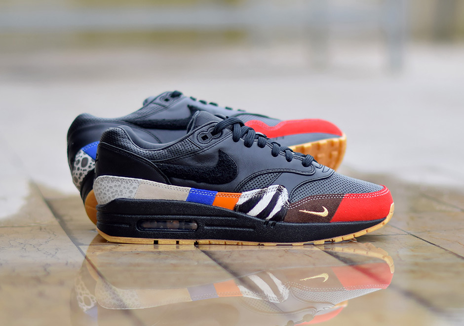 premium selection 34543 c6af2 nike-air-max-1-master-detailed-look-3 - SNKRVN