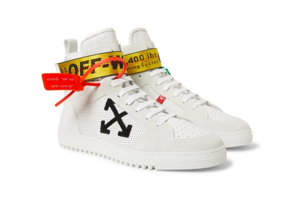 Off-White Industrial Tape sneakers