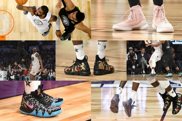 nba all star 2018 sneakers