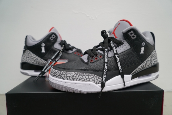Interscope Records Air Jordan 3