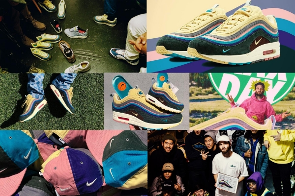 """Nike's Air Max 97/1 """"Sean Wotherspoon"""""""