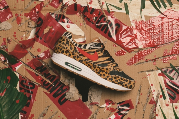 atmos x Nike Air Max Animal Pack 2.0