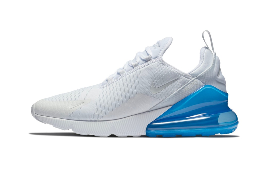 nike air max 270 nh nh ng trong b c nh m i mang t n photo blue. Black Bedroom Furniture Sets. Home Design Ideas