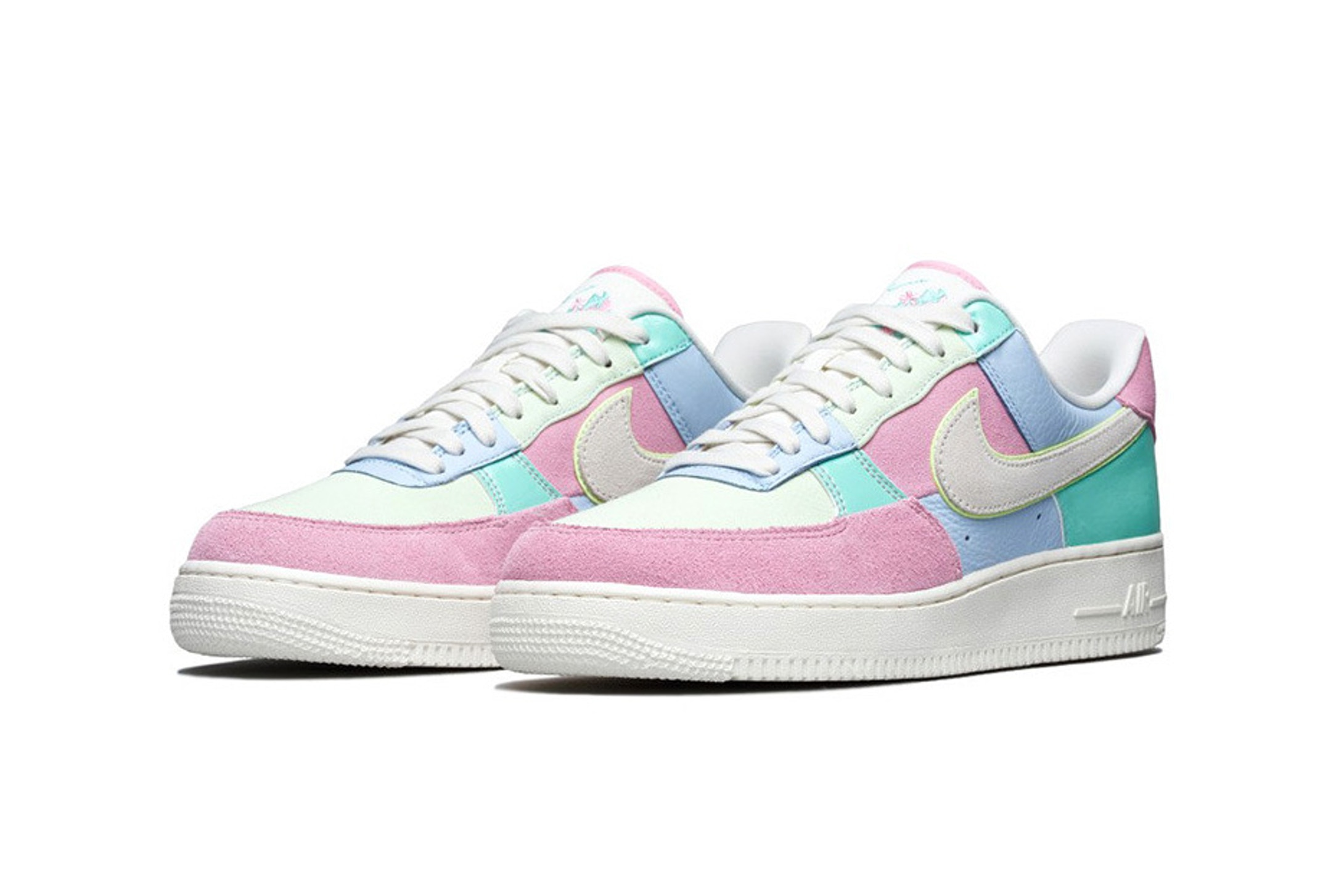 "Nike Air Force 1 ""Easter"""