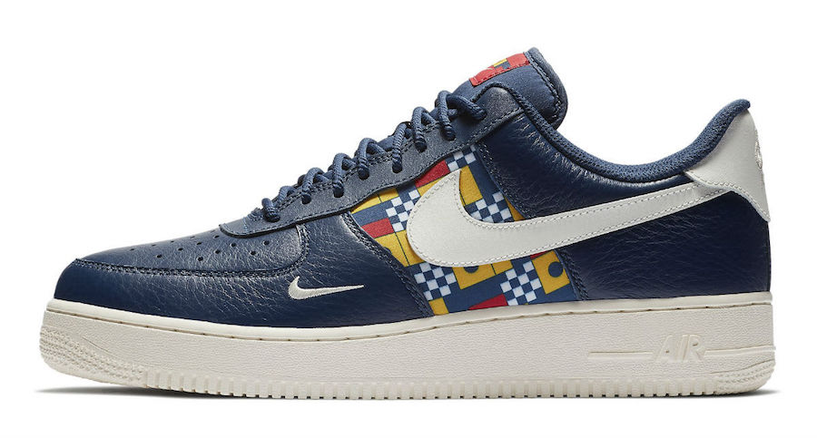 Nautical Redux - Nike Air Force 1