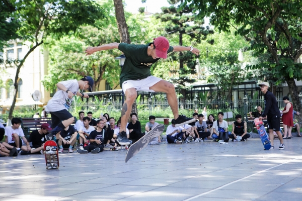 Vans Go Skateboarding Day