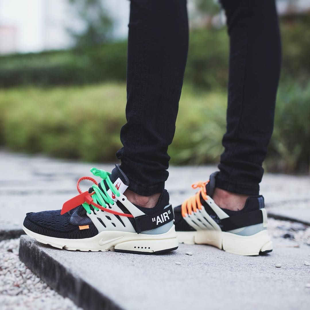 OFF-WHITE x Nike Air Presto