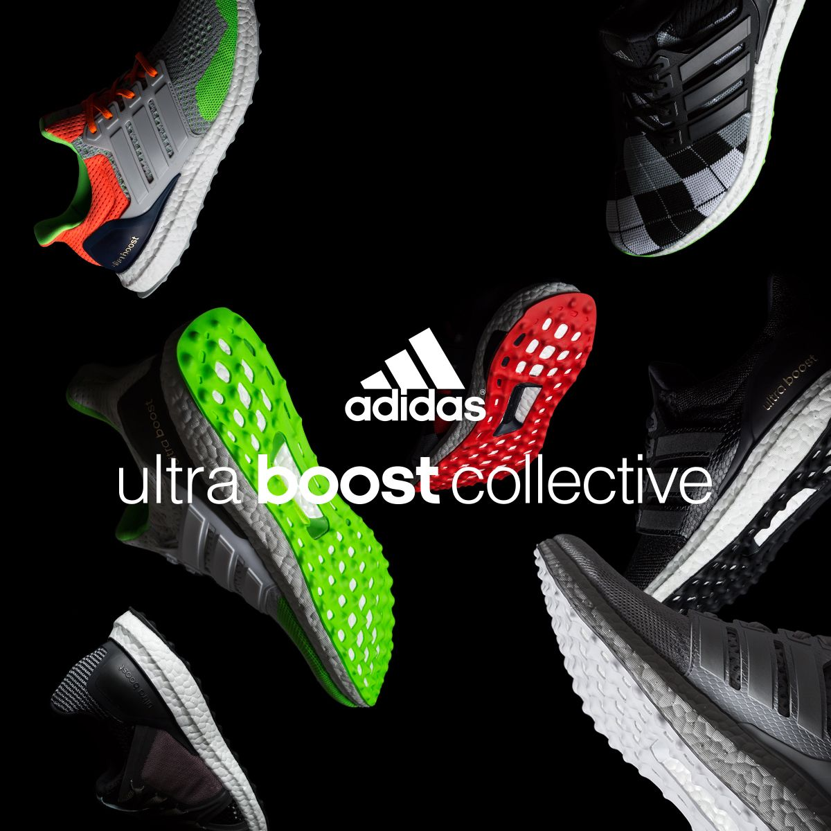 UltraBoost Collective