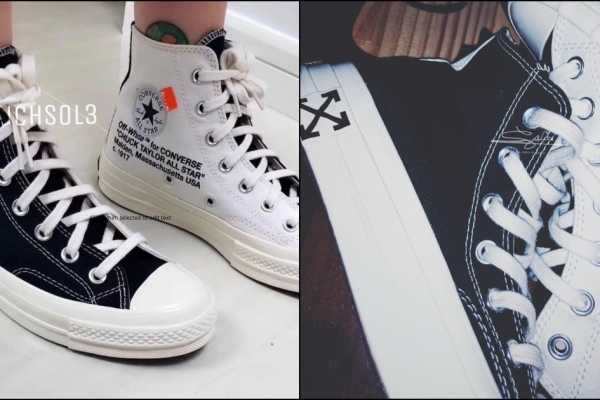 Off-White™ X Converse Chuck Taylor 70 Surface