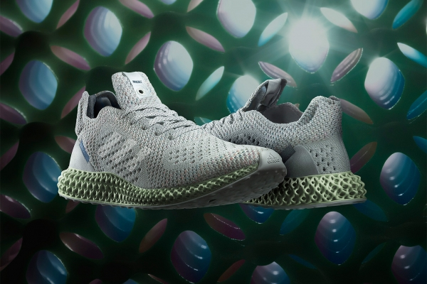 INVINCIBLE x adidas Consortium Futurecraft 4D