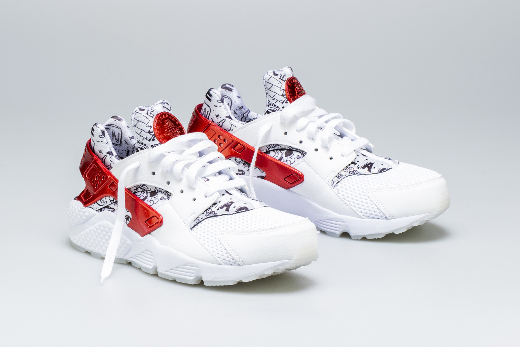 Shoe Palace x Nike - Air Huarache