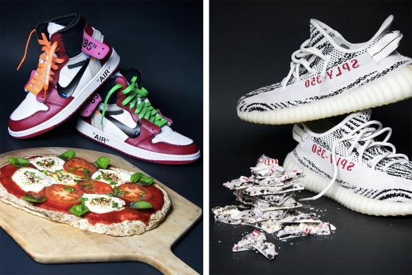 Shoe Your Food