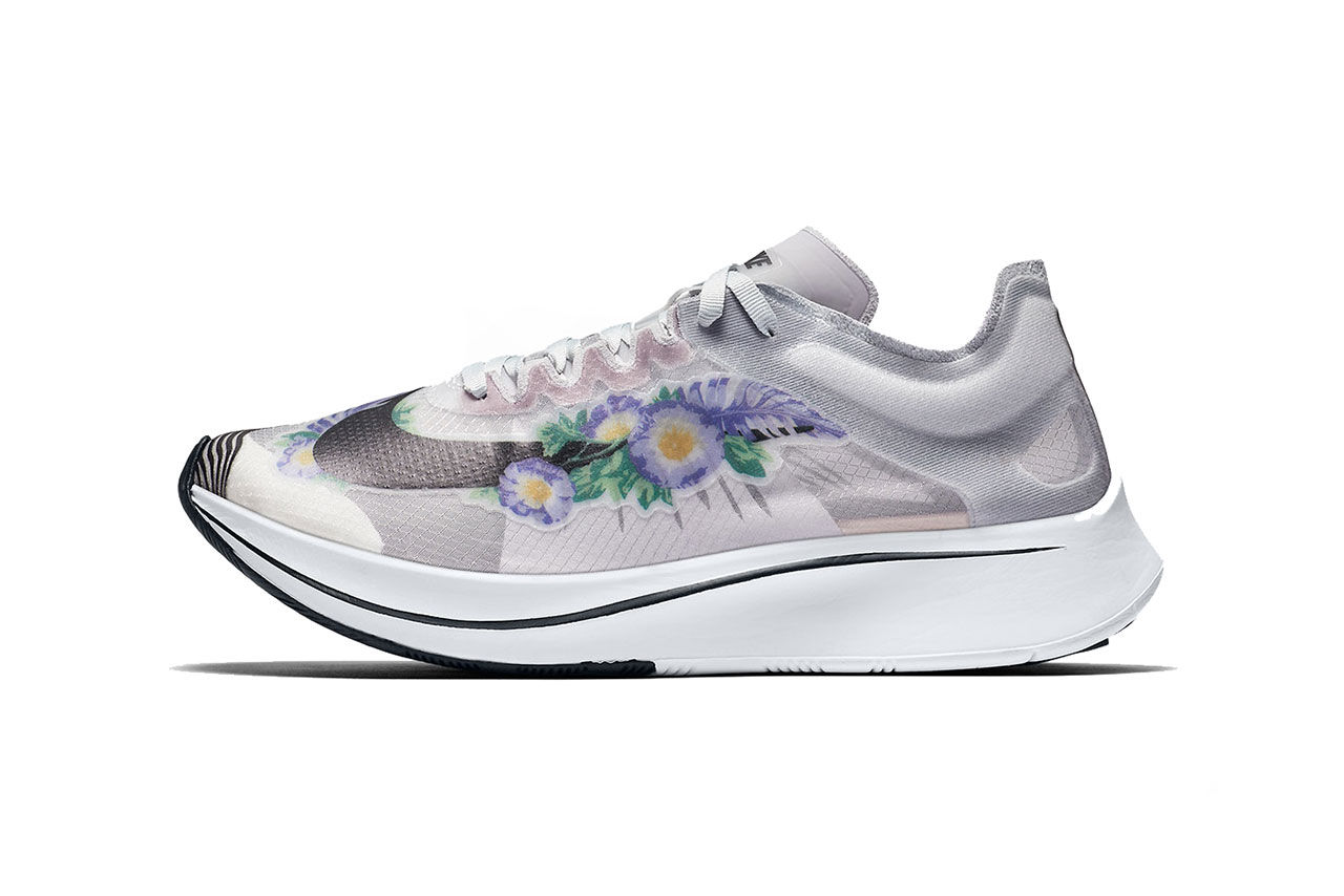 """Nike Zoom Fly SP """"Floral"""""""