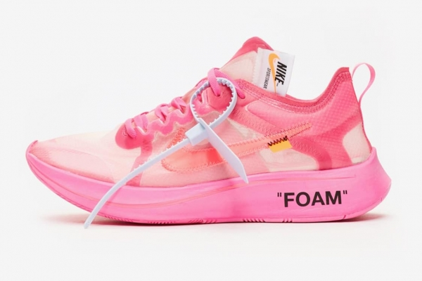 Off-white x Nike Zoom Fly