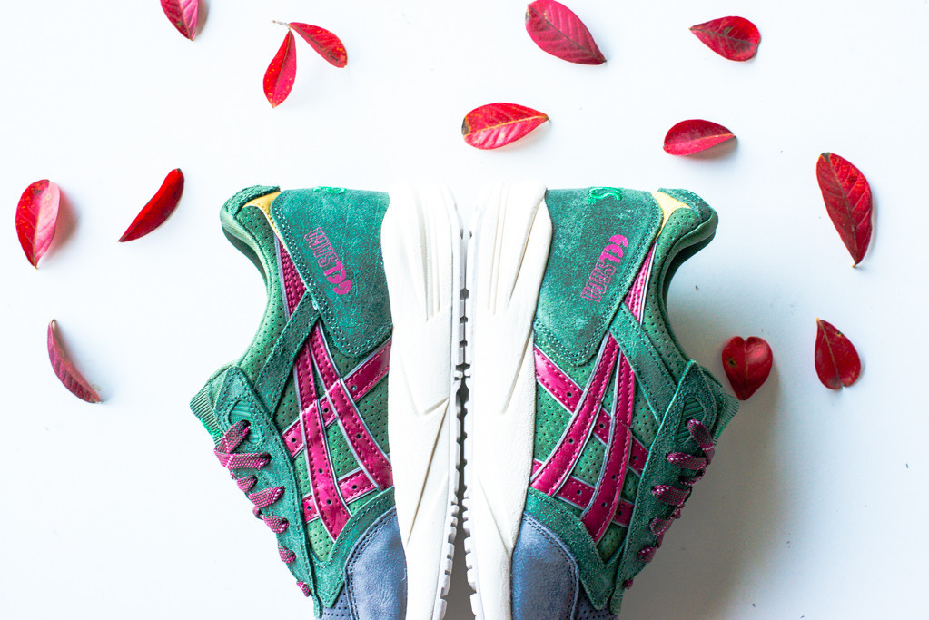 "Asics Gel-Lyte Special Edition ""Christmas Pack"""