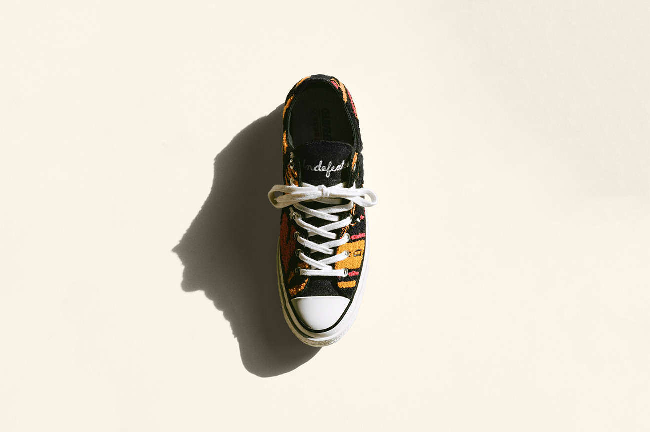 UNDEFEATED x Converse '70 Ox