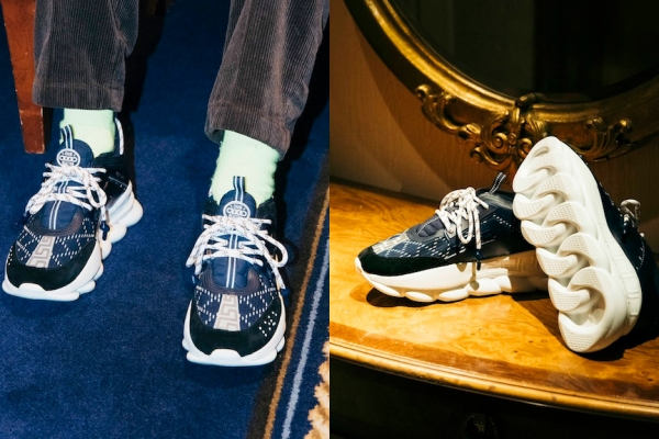 UNITED ARROWS & SONS x Versace Chain reaction