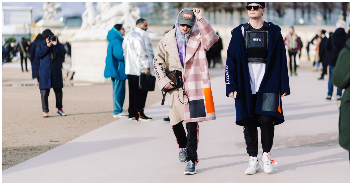 Paris Fashion Week sneakers day 2