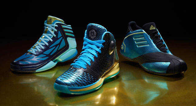 adidas Basketball Premieres 'Year of the Snake' (2013)