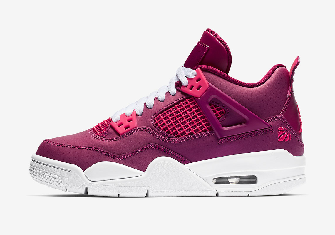 "Air Jordan 4 ""Berry Pink"""