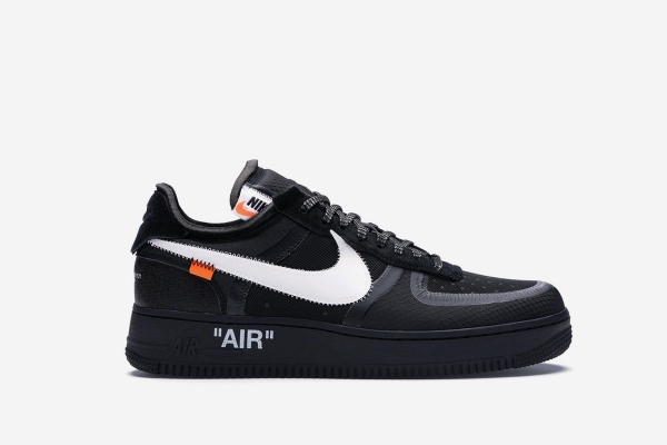 OFF-WHTE x Nike Air Force 1