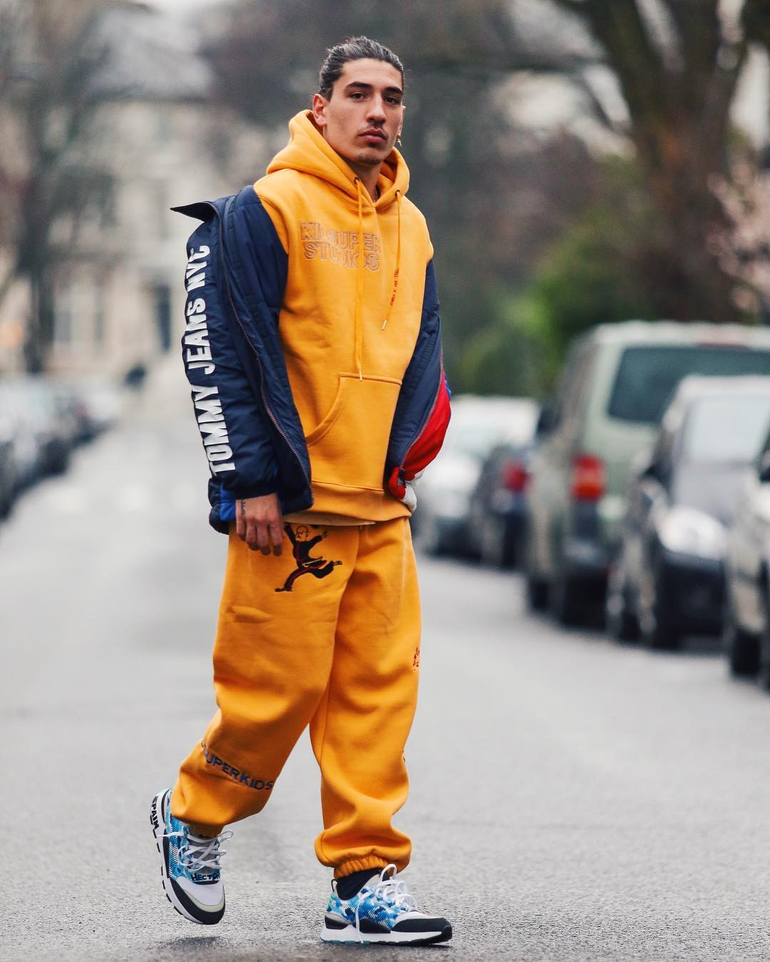 Hector Bellerin Outfit
