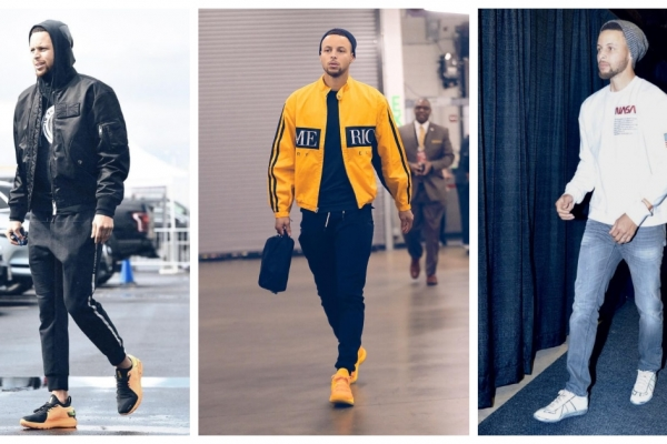 Stephen Curry outfit