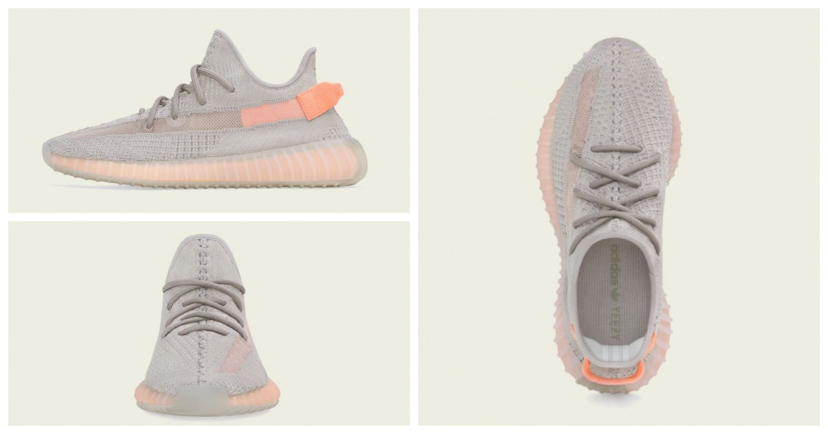 "adidas Yeezy 350 Boost V2 ""True Form"""