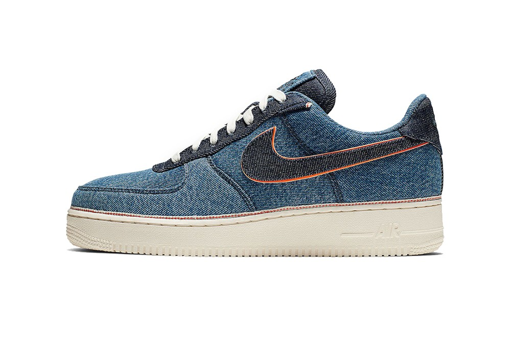 3x1 x Nike Air Force 1 Denim Release Information | HYPEBEAST