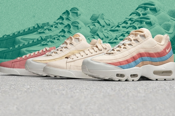 """Nike """"Plant Color Collection"""""""