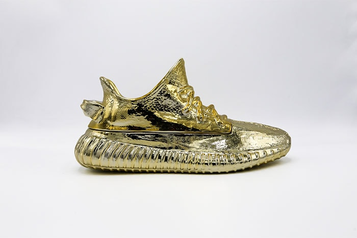 yeezy-boost-350-gold-candle-sculpture-side-shot-2