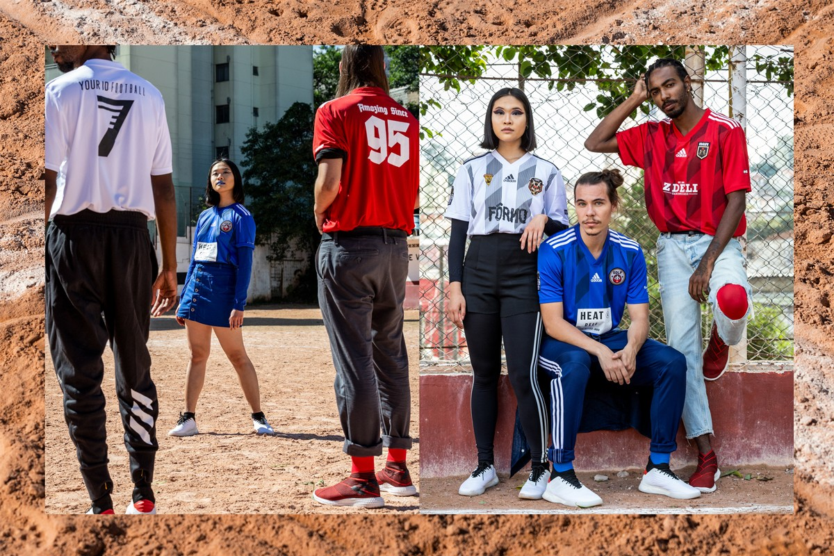 """SneakersBR x adidas """"City Icons 2019"""""""