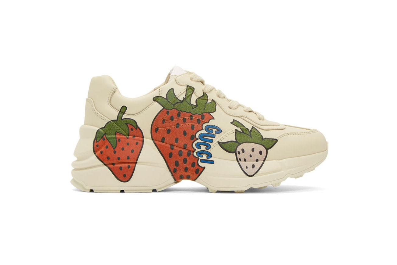 Gucci Rhyton Strawberry