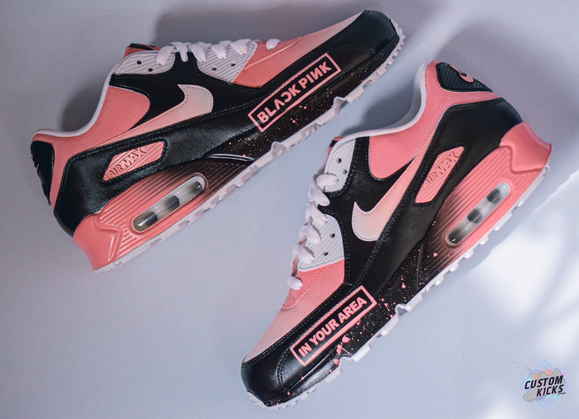 Air Max 90 BlackPink