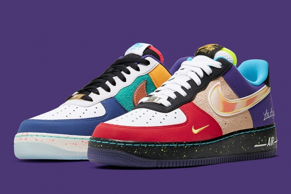 """Nike Air Force 1 """"What The LA"""" 1"""