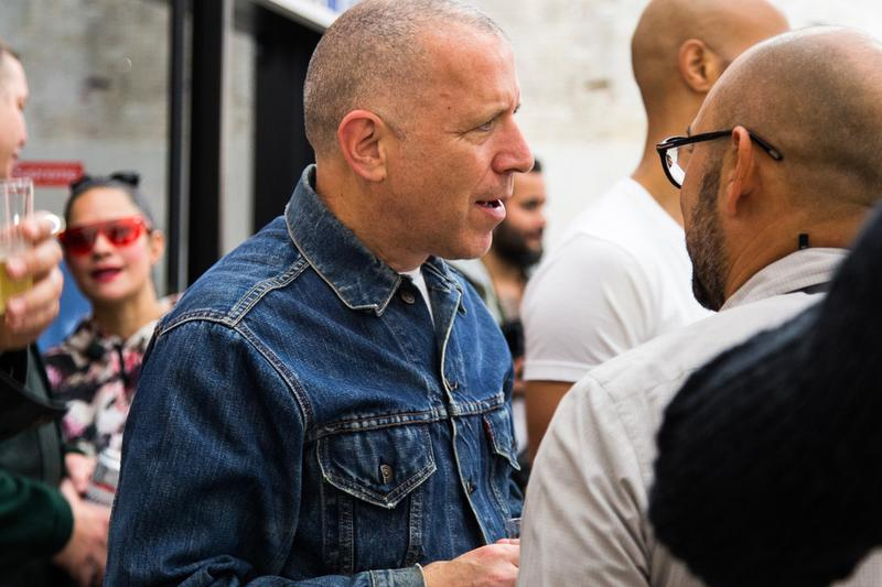 James Jebbia - Founder of Sumpreme NYC