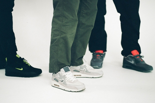 nike x the basement-air-max-90-city series glasgow-london-manchester