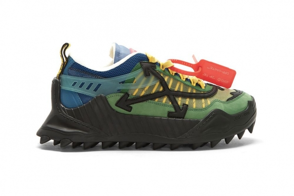 """Off-White ODSY-1000 """"Green"""""""