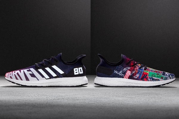 "Marvel x Foot Locker x adidas AM4 ""Marvel 80"""