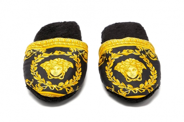 Versace Baroque Slippers