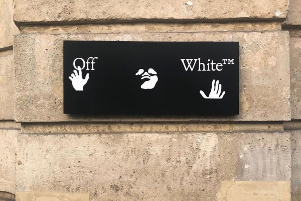 Off-White new logo