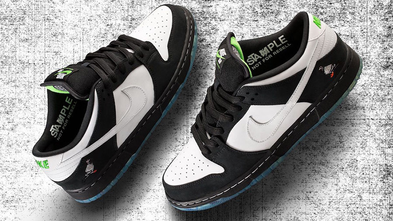 Nike x Staple Dunk Low 'Panda Pigeon'