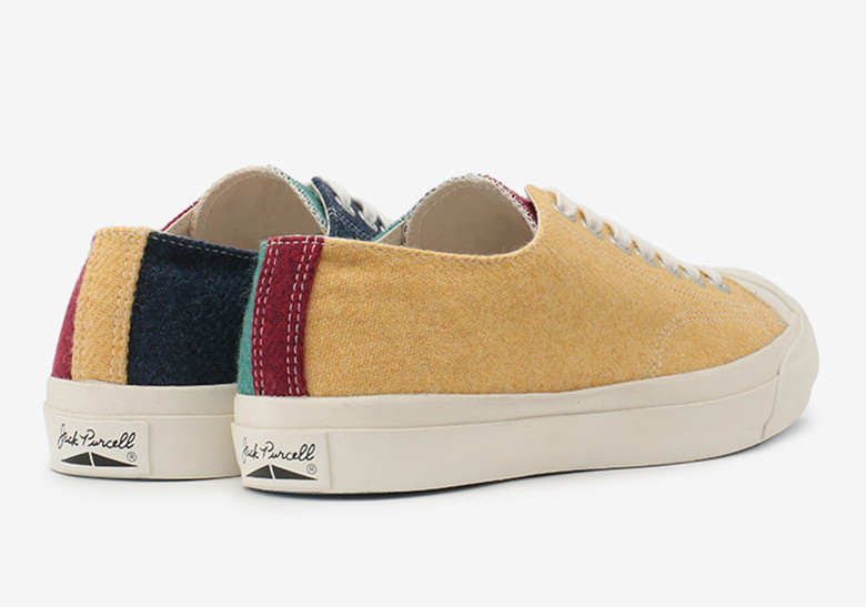 Jack Purcell Low Patchwork