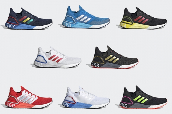 adidas Ultra BOOST 20 City Pack
