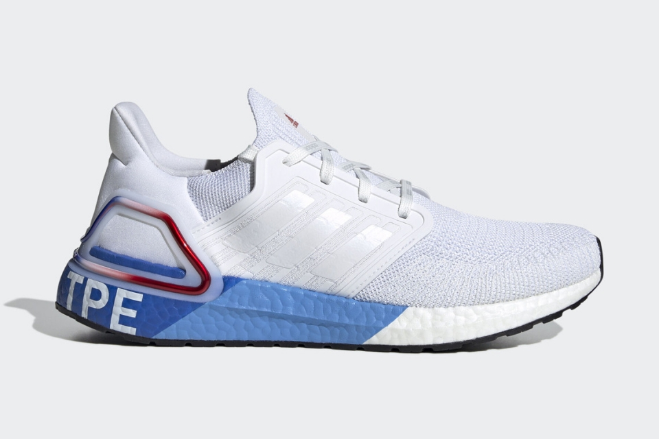 adidas Ultra BOOST 20 City Pack Taipei