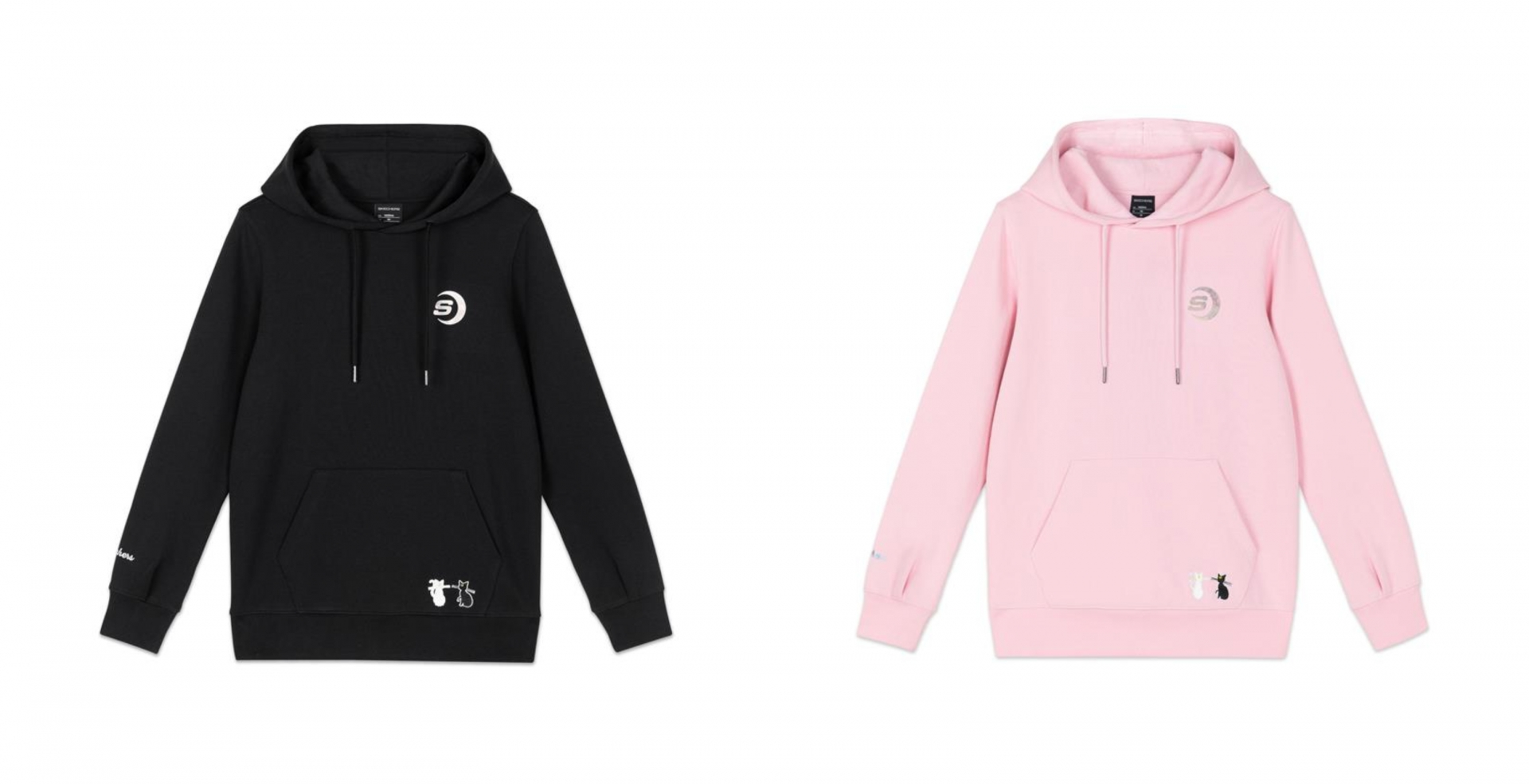 Skechers x Sailor Moon Hoodies