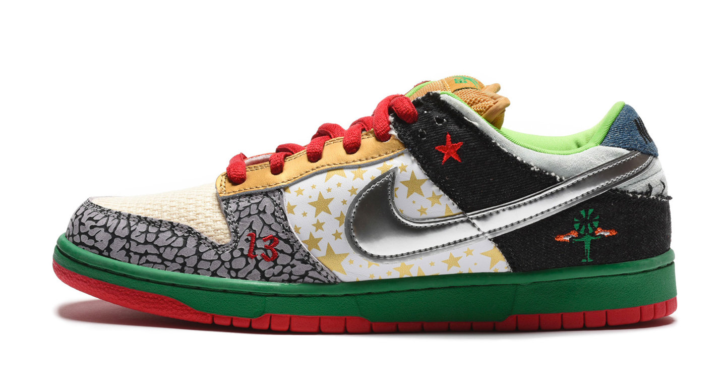 Nike SB Dunk What The Dunk 2007