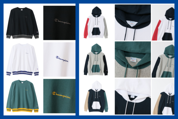 CHAMPION REVERSE WEAVE HOODIES & SWEATSHIRTS (1)